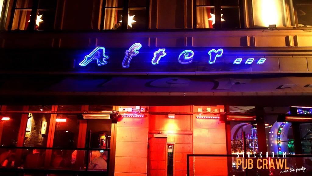 Stockholm Pub Crawl